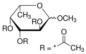 Sigma-Aldrich/Methyl-2,3,4-tri-O-acetyl-L-fucopyranoside/748064-500MG/500MG