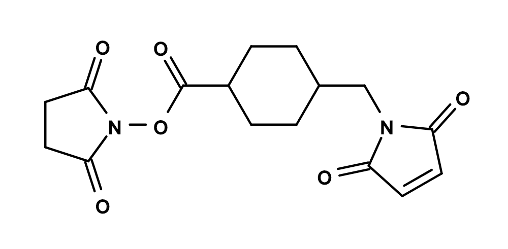 AAT Bioquest/SMCC [4-(N-Maleimidomethyl)cyclohexanecarboxylic acid N-hydroxysuccinimide ester] *CAS 64987-85-5*/4502/1 g
