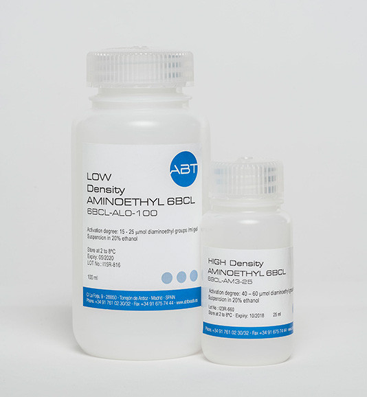 ABTbeads/High Density Aminoethyl 4BCL/4BCL-AH1-100