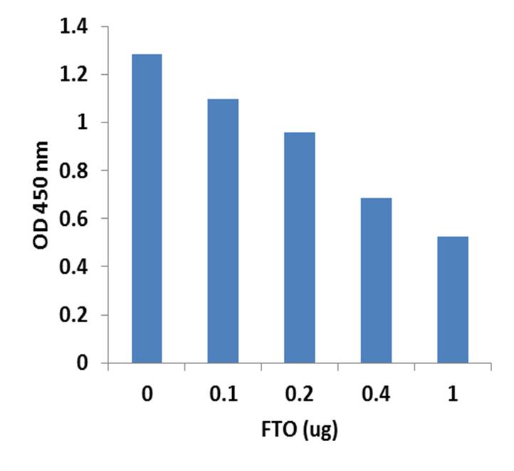 Epigentek/Epigenase m6A Demethylase Activity/Inhibition Assay Kit (Colorimetric)/P-9013-48/48 assays