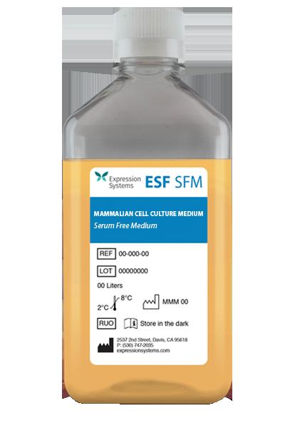 Expressionsystems/ESF SFM Mammalian Cell Culture Medium, Serum Free/98-001/1 Ea