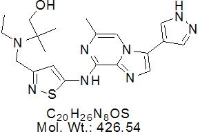 Glixx/SCH-1473759/1094069-99-4 (xHCl 1094067-13-6; 2HCl 1233705-61-7)