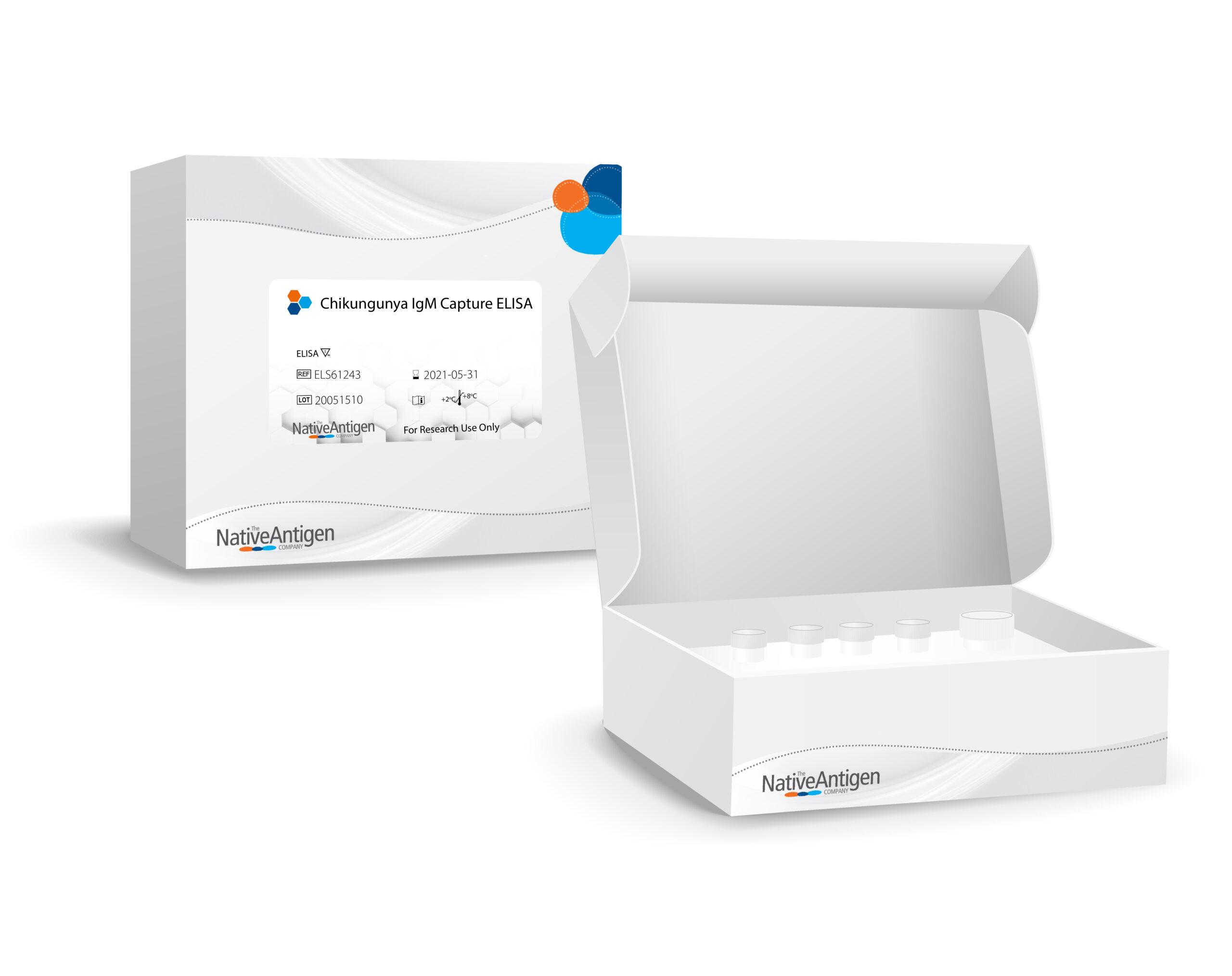TheNativeAntigenCompany/Chikungunya Virus IgM capture ELISA/ELS61243