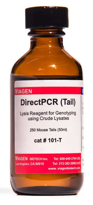 Viagen/DirectPCR Lysis Reagent (Mouse Tail) 50ml/101-T