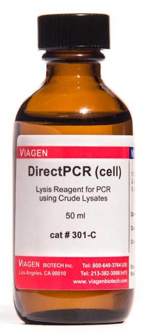 Viagen/DirectPCR Lysis Reagent (Cell) 50 ml/301-C