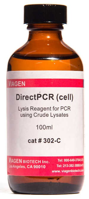 Viagen/DirectPCR Lysis Reagent (Cell) 100ml/302-C