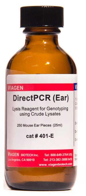 Viagen/DirectPCR Lysis Reagent (Ear) 25ml/401-E