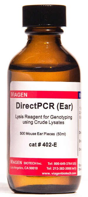 Viagen/DirectPCR Lysis Reagent (Ear) 50 ml/402-E