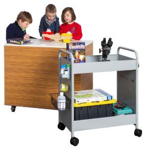 Wards Science/BioFit STEAM Carts/470326-684