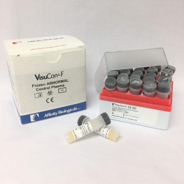 affinity biologicals/Abnormal Reference (Factor Assay Control) Plasma/FRABP0105