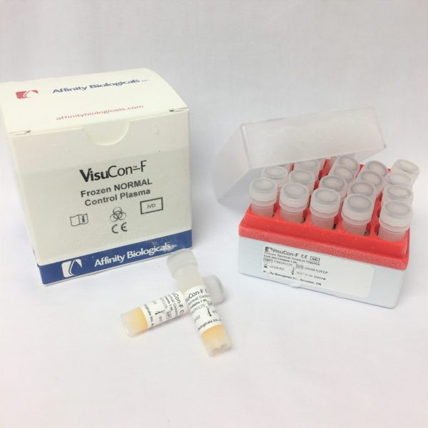 affinity biologicals/Normal Reference (Factor Assay Control) Plasma/FRNCP0105