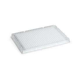 Bio-Rad/Hard-Shell<sup>®</sup> 384-Well PCR Plates, thin wall, skirted, clear/clear #HSP3801B/HSP3801B/