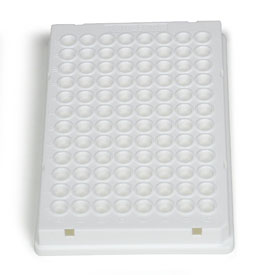 Bio-Rad/Microseal<sup>®</sup> 96-Well PCR Plates, low profile, skirted, white #MSP9651/MSP9651/