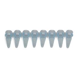 Bio-Rad/0.2 ml 8-Tube PCR Strips without Caps, high profile, blue #TBS0231/TBS0231/