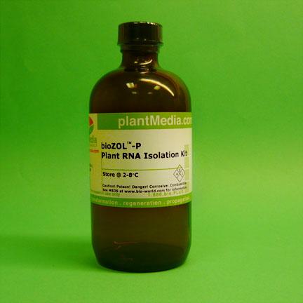 Bio-World/bioZOL™-P, Plant RNA Reagent/100 mL/10760003-1 ( 527700 )