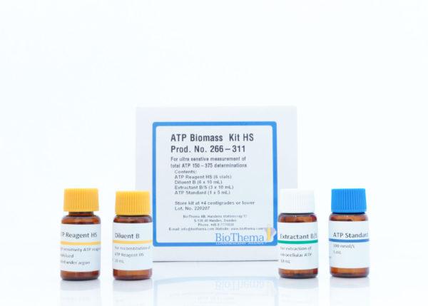 Biothema/ATP Biomass Kit HS/266-311