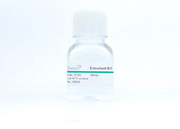 Biothema/Extractant B/S 100 mL/Single reagent/31-103
