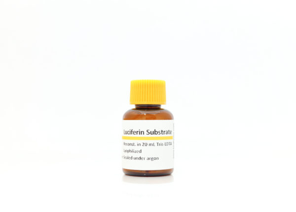 Biothema/Luciferin Substrate 200/Lyophilised reagent in a glass vial, sealed under argon/61-201