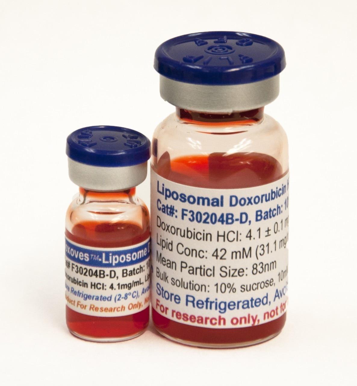 FormuMax/Combo kit of Doxoves®  (2.0mg/mL) and plain control liposomes/F30204C-D2/2 mL