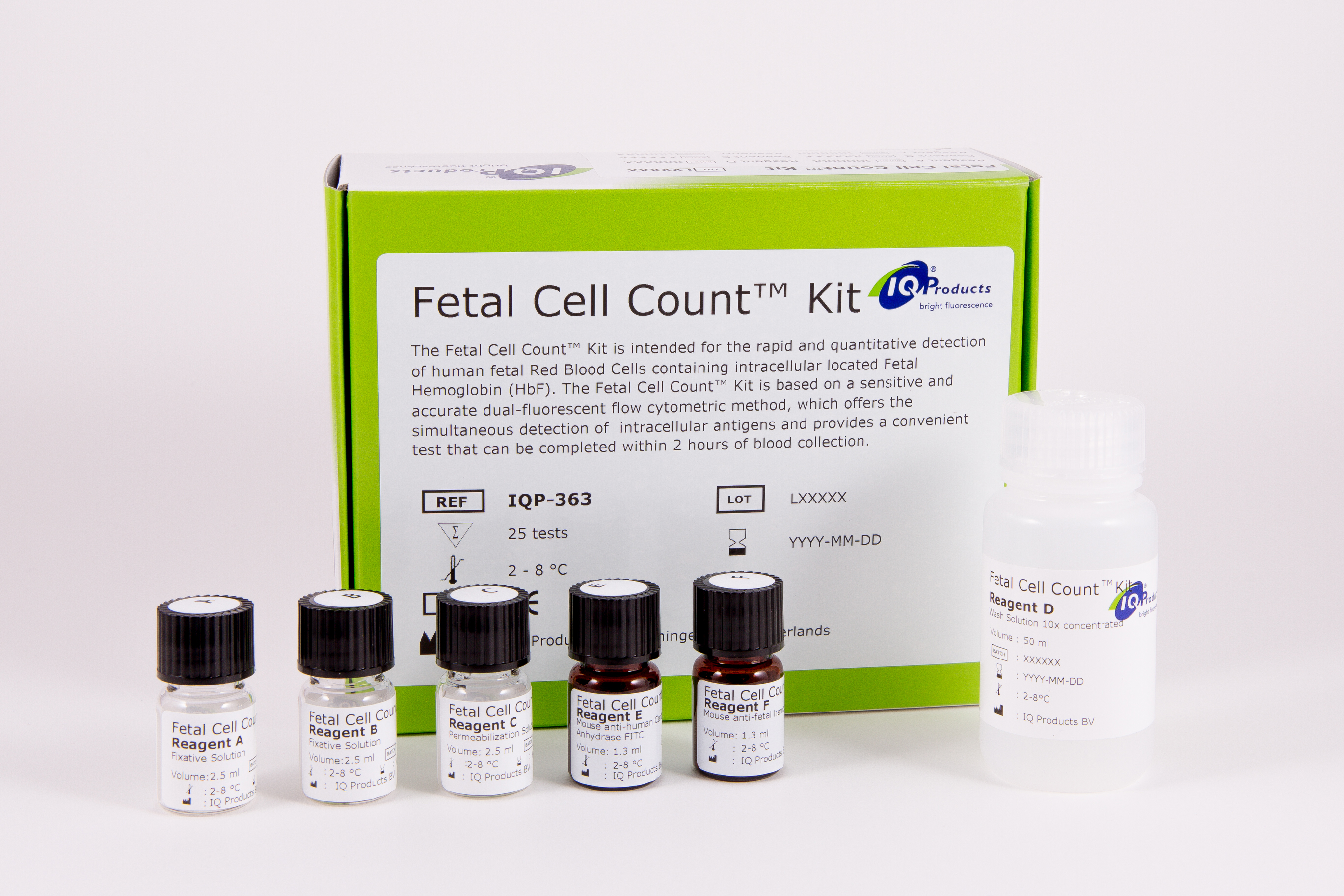 IQ Products/Fetal Cell Count™ Kit/IQP-363