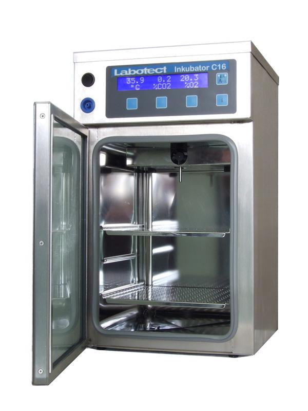 Labotect/CO₂ Incubator C16/CO₂ Incubator C16/1 Ea