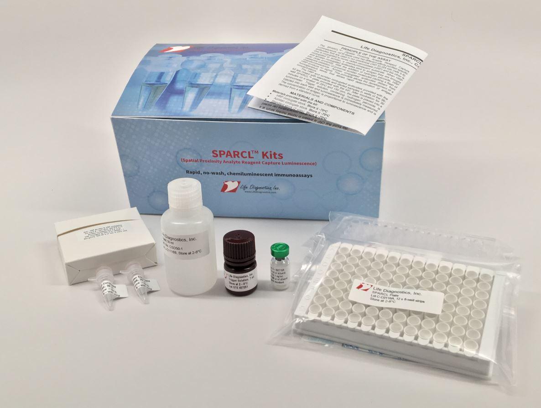 Life Diagnostics/Human CRP SPARCL™ Kit (Saliva)/CRPS-SP-20/1 Ea