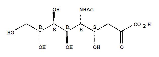 sejinci/N-Acetylneuraminic acid/131-48-6