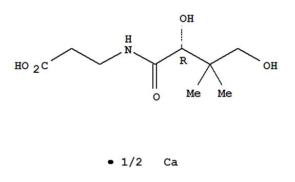 npalab/Calcium pantothenate/137-08-6