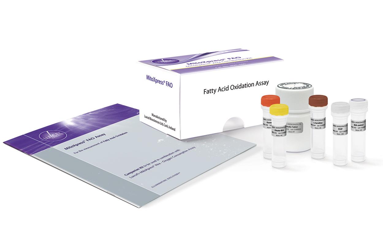 Luxcel/MitoXpress® FAO Fatty Acid Oxidation Assay/luxcel-158/1 Ea
