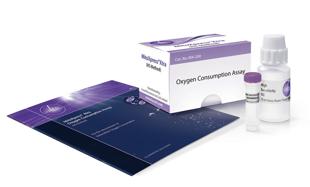Luxcel/MitoXpress® Xtra Oxygen Consumption Assay/luxcel-154/1 Ea