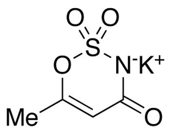 Medicalisotopes/Acesulfame Potassium/100 mg/18936