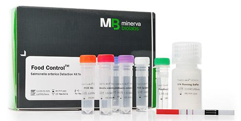 Minerva-biolabs/Food Control™ LFA/11-03-12-025/