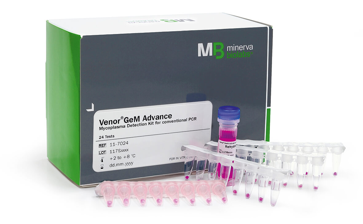 Minerva-biolabs/Venor®GeM Advance/11-7048/48 tests
