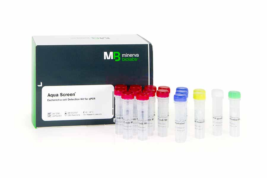 Minerva-biolabs/AquaScreen® qPCR Detection Kits/34-7250/