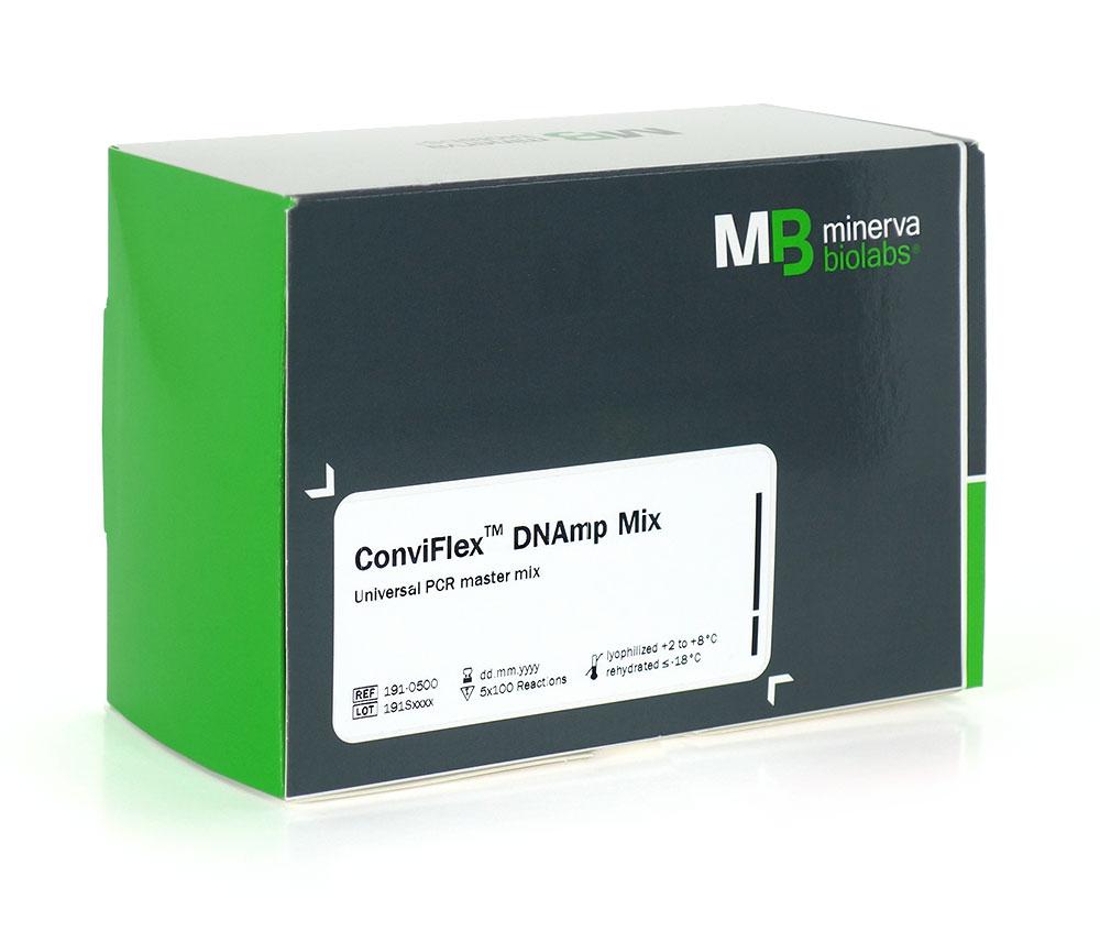 Minerva-biolabs/ConviFlex™ DNAmp Mix/191-1000/1000 reactions