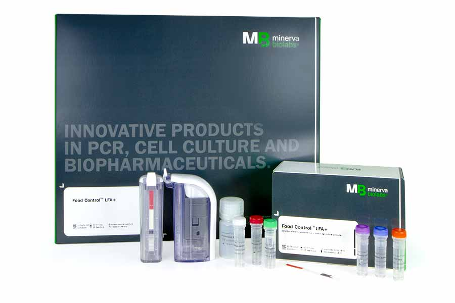 Minerva-biolabs/Food Control™ LFA+/11-04-12-025/