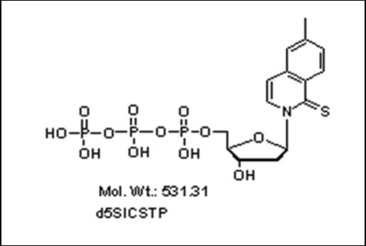 Mychem/d5SICSTP/M-1014/5 µmole
