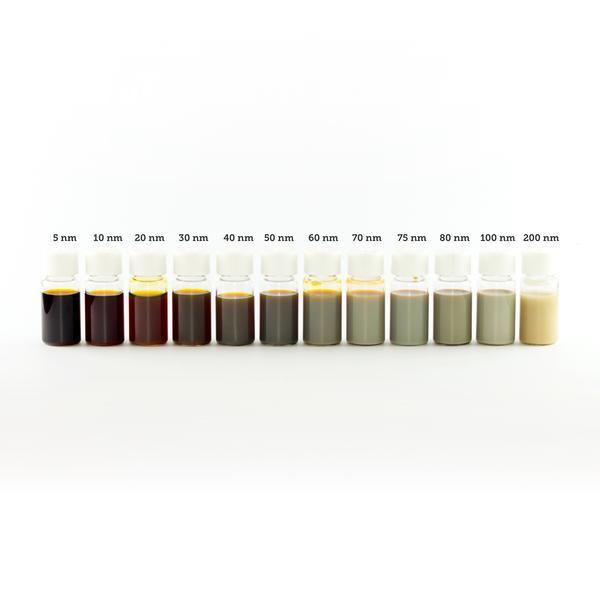 nanocomposix/BioPure Silver Nanospheres – Bare (Citrate)/30 mL/AGCB10-30M