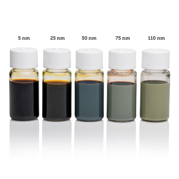 nanocomposix/Econix Silver Nanospheres – PVP/100 mL/SEPE5-100M