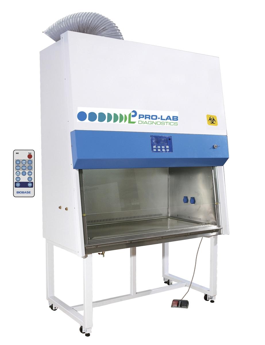Pro-lab/Pro-Safe Class II (B2) Biosafety Cabinet/PLS227/1 Ea