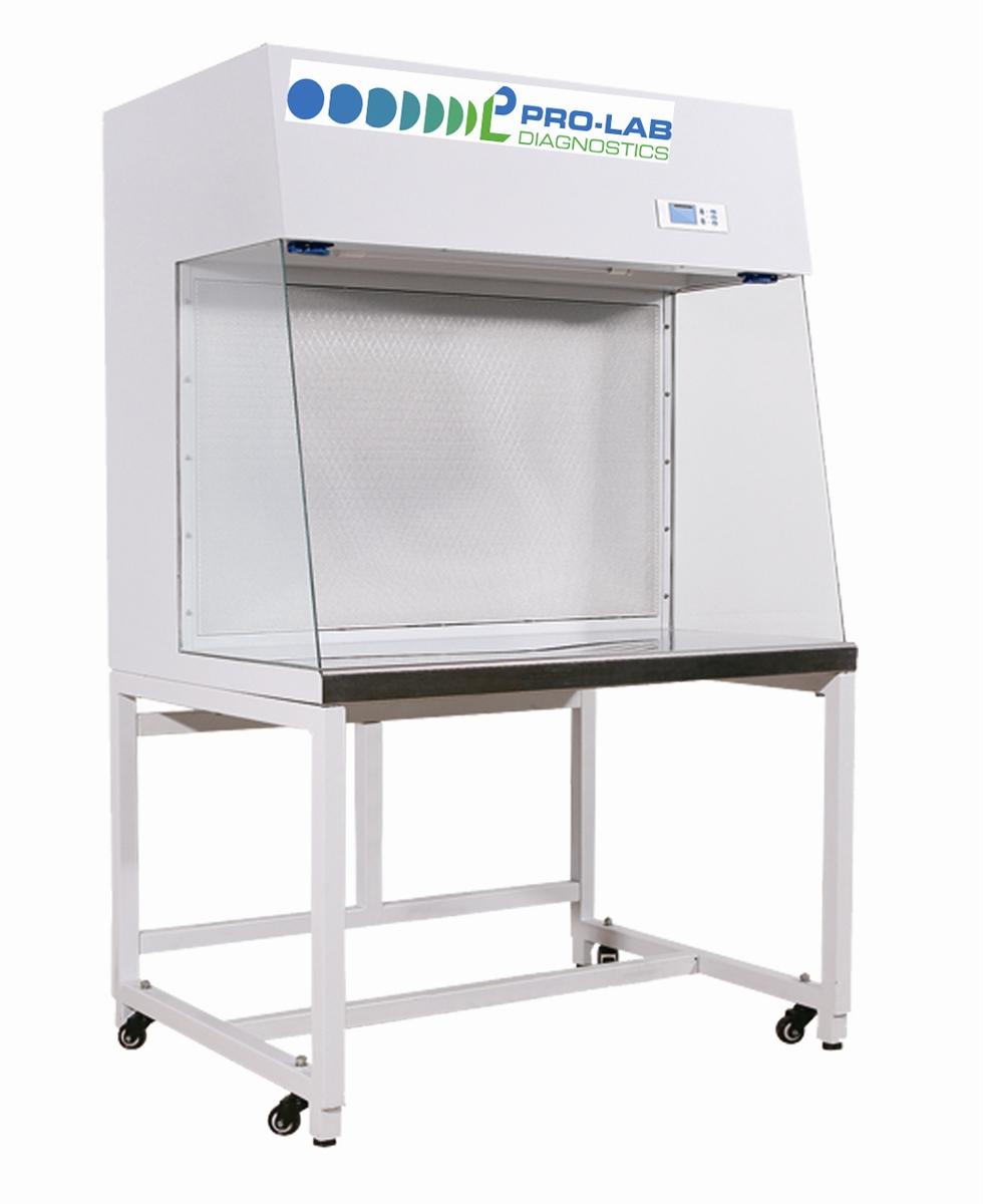 Pro-lab/Pro-Safe Vertical Laminar Flow Clean Bench/PLS360/1 Ea