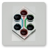 Xona microfluidics/TCND500 (5-Pack)/TCND500/~ 38 mm – ~24mm